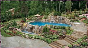 Inground Pool Landscaping Ideas Pictures Of Inground Pools Home Design Ideas