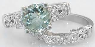 green amethyst engagement ring green amethyst engagement ring and matching contoured wedding band