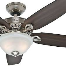Hunter Ceiling Fan With Light Kit by 52