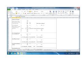 Tr 55 Spreadsheet Structural Analysis U0026 Design