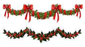 unique garland stock vector wreath design