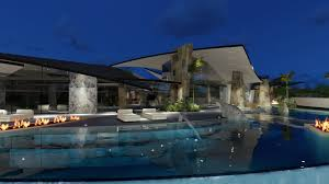 sylvester stallone u0027s house by brian foster designs modern