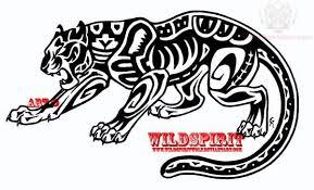 tribal jaguar design ideas