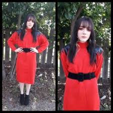 80s sweater dress vintage gorgeous vintage 80 s sweater dress from