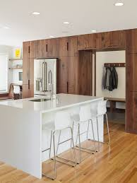 black walnut kitchen island houzz