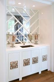 Lacquer Bar Cabinet Lacquered Bar Cabinet Transitional Living Room Atlanta Homes