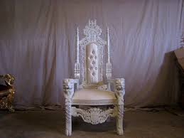 chair rental nyc bedroom terrific white solid wood high back throne chair for