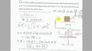 dynamics ch 15 impulse and momentum