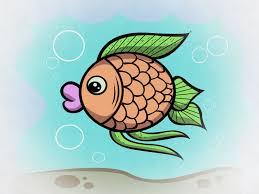 cartoon fish drawings free download clip art free clip art
