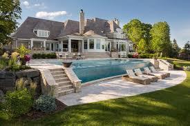 Backyard Swimming Pools by Remarkable Backyard Swimming Pools Designs In Interior Home Design