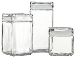 glass kitchen storage canisters health risks any person can get from items in their own kitchen
