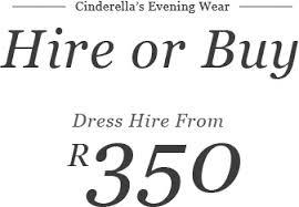 hiring wedding dresses info