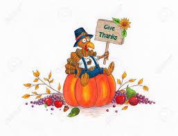 give thanks turkey thanksgiving turkey sitting on a