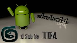 android model android model tutorial 3d studio max