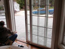Patio Door Frame Repair Sliding Patio Door Repair Barn And Patio Doors