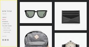 squarespace help using the supply template