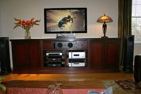 Tv Console Cabinet Design Handmade T V Console Cabinet By Bayne U0027s Quality Custom Furniture