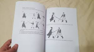 real jedi training manual real lightsaber combat for beginners book learn the choreography
