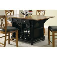 stationary kitchen islands with seating coaster furniture stationary kitchen island with seating from