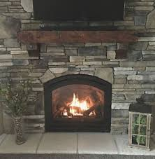 Floating Fireplace Mantels by Reclaimed Wood Mantel Ebay