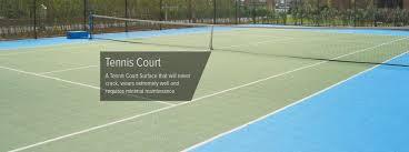 tennis court surfaces tennis flooring backyard tennis courts