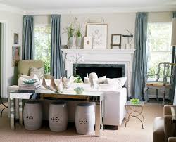 console table behind sofa sofa table inspiration styling the console table