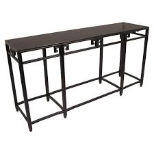 asian style sofa table black asian style console table for sale at 1stdibs