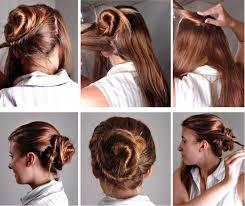 Hochsteckfrisurenen Selber Machen Lange Haare by Excellente Hochsteckfrisuren Selber Machen Lange Haare Mode Ideen