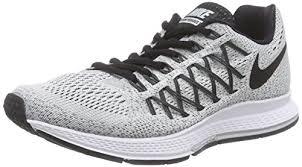 Nike Sport nike air zoom pegasus 32 s running trainer grey platinum