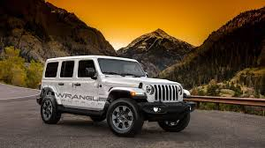 white jeep wrangler unlimited 2018 jeep wrangler gets a splash of color in new renders