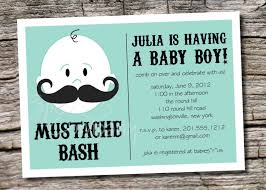 mustache baby shower invitations moustache baby shower invitations linksof london us