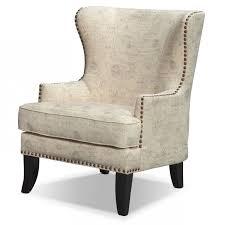 Living Room  Alfie Accent Chair Beige Pier One Accent Chairs Or - Decorative chairs for living room
