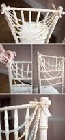 Diy Wedding Chair Covers Best 25 Wedding Chair Decorations Ideas On Pinterest Wedding