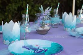 mermaid party supplies kara s party ideas pastel mermaid themed birthday party