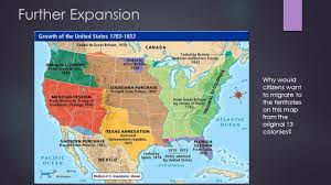 Louisiana Territory Map by Territorial Expansion And Its New Opportunities Situation Pros