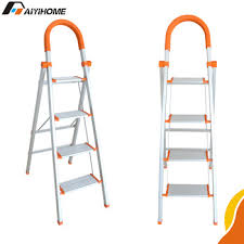 china suppliers for convenient aluminium collapsible ladder