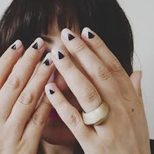 minimalist nail art 15 chic upgrades to the classic french
