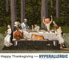 happy thanksgiving gifs happy thanksgiving from hyperallergic