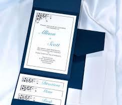 pocketfold wedding invitations 10 wonderful diy wedding invitations diy experience