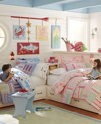 Beach Themed Bedrooms For Girls 15 Interesting Boy And Shared Bedroom Ideas Rilane
