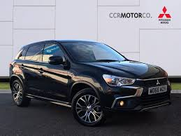 Second Hand Mitsubishi Asx 1 6 3 5dr 2017 Latest Model Upgraded