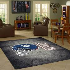 new york giants u2013 fan cave rugs