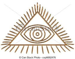 all seeing eye 3d stock illustration search clip drawings