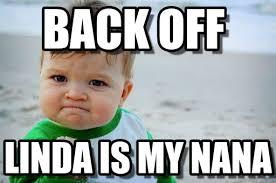 Back Off Meme - back off success kid original meme on memegen