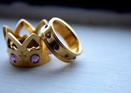 king and crown wedding rings amazing wedding rings king king and wedding