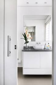 bathroom frameless mirrors cute beveled vanity mirror on both sides wall mirrors glass