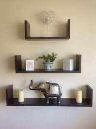 Wall Shelves Decor by Functional Wall Decor By Nexxt Cubbi Accent Wall Shelves Set Of