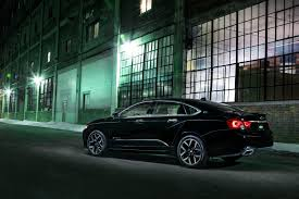 nissan impala 2015 chevrolet impala u0027s dark side midnight edition heads to production