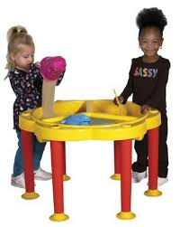water table with cover ecr4kids sand and water table with cover 56 69 reg 99