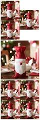 red wine bottle cover bags christmas dinner table decoration home